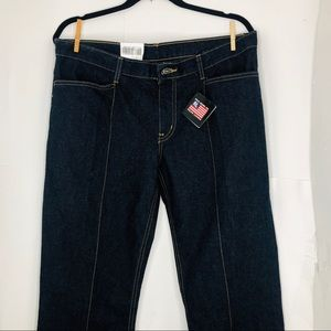 New polo jeans women stitches ranch pocket jean
